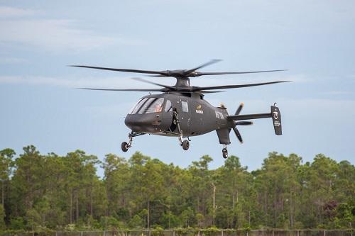 Trực thăng quân sự mới nhất của Mỹ rơi - Ảnh 1