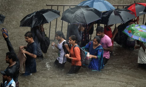 1.200 người thiệt mạng do thảm họa lũ lụt tại Nam Á - Ảnh 1