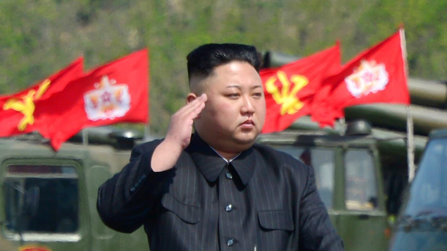 """Triều Tiên chỉ trích lệnh cấm của Mỹ là """"cố gắng hèn hạ"""" - Ảnh 1"""