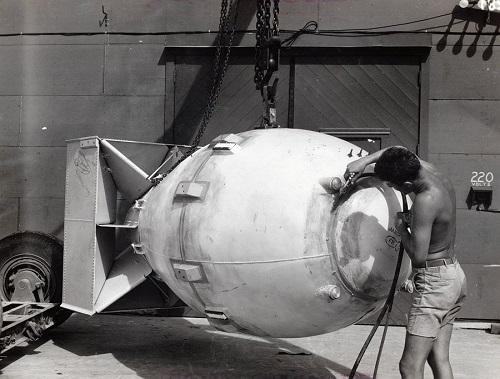 Tiết lộ quá trình Mỹ chuẩn bị bom nguyên tử ném xuống Nhật Bản - Ảnh 3
