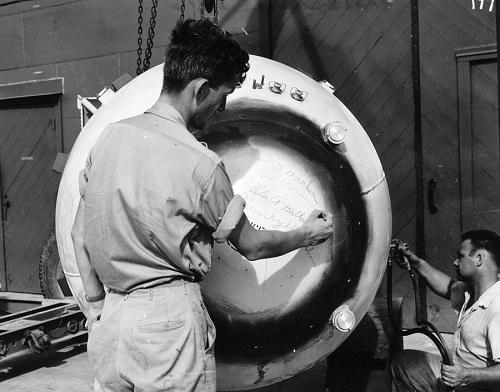 Tiết lộ quá trình Mỹ chuẩn bị bom nguyên tử ném xuống Nhật Bản - Ảnh 4
