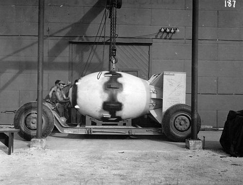 Tiết lộ quá trình Mỹ chuẩn bị bom nguyên tử ném xuống Nhật Bản - Ảnh 6