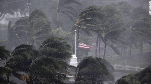 Nước Mỹ hứng chịu thiệt hại nặng nề do siêu bão Irma gây ra - Ảnh 4