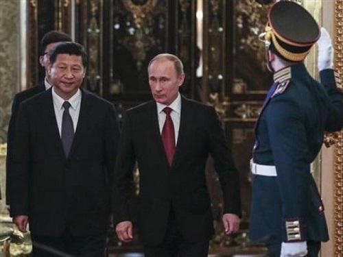 Nga, Trung Quốc bắt đầu tập trận quy mô lớn gần Triều Tiên - Ảnh 1