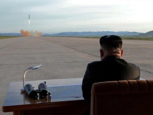 Chuyên gia Trung Quốc: Bắc Kinh phải sẵn sàng nếu xảy ra xung đột trên bán đảo Triều Tiên - Ảnh 1