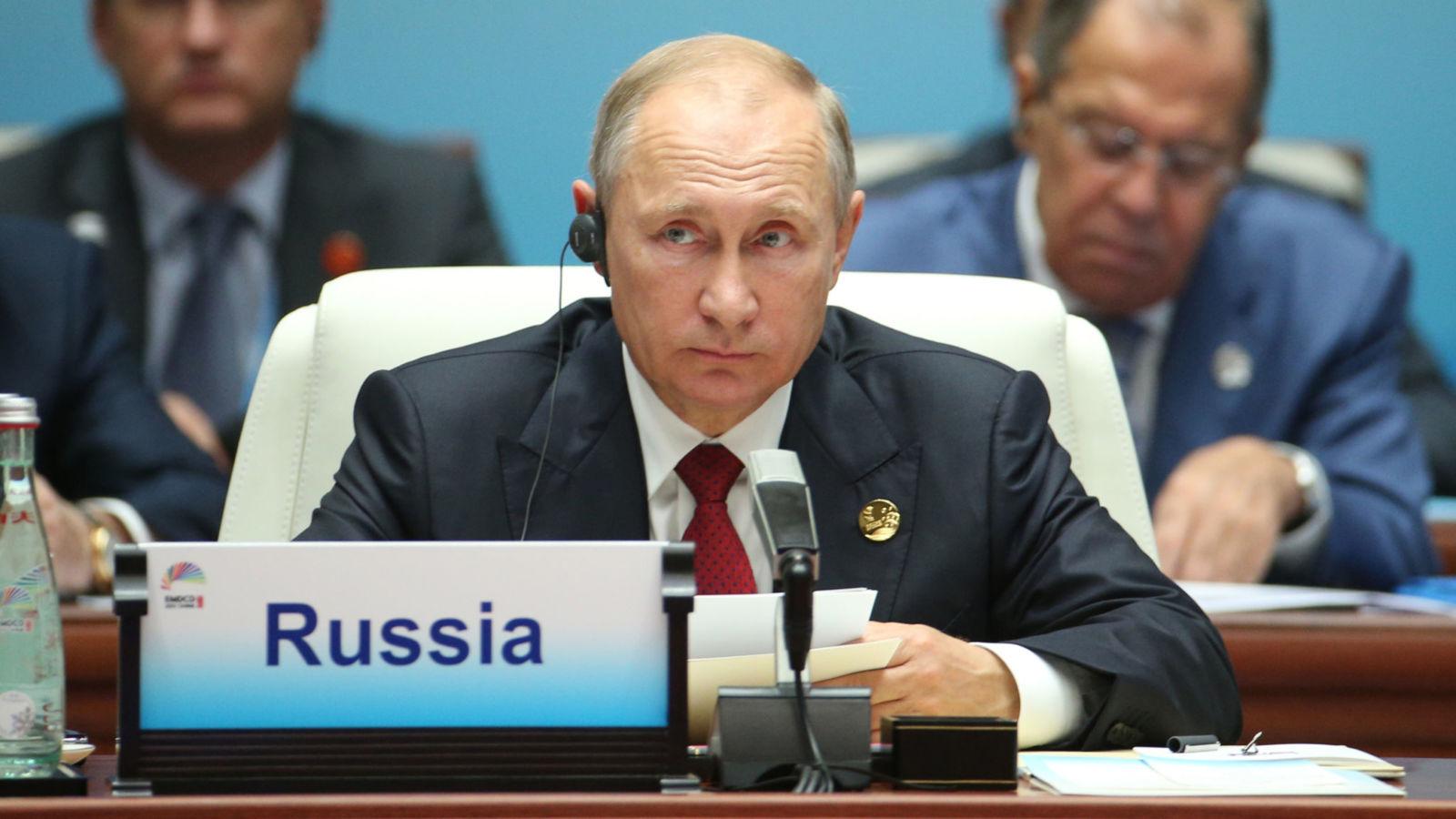 """Tổng thống Putin cảnh báo """"thảm họa toàn cầu"""" từ căng thẳng Triều Tiên - Ảnh 1"""