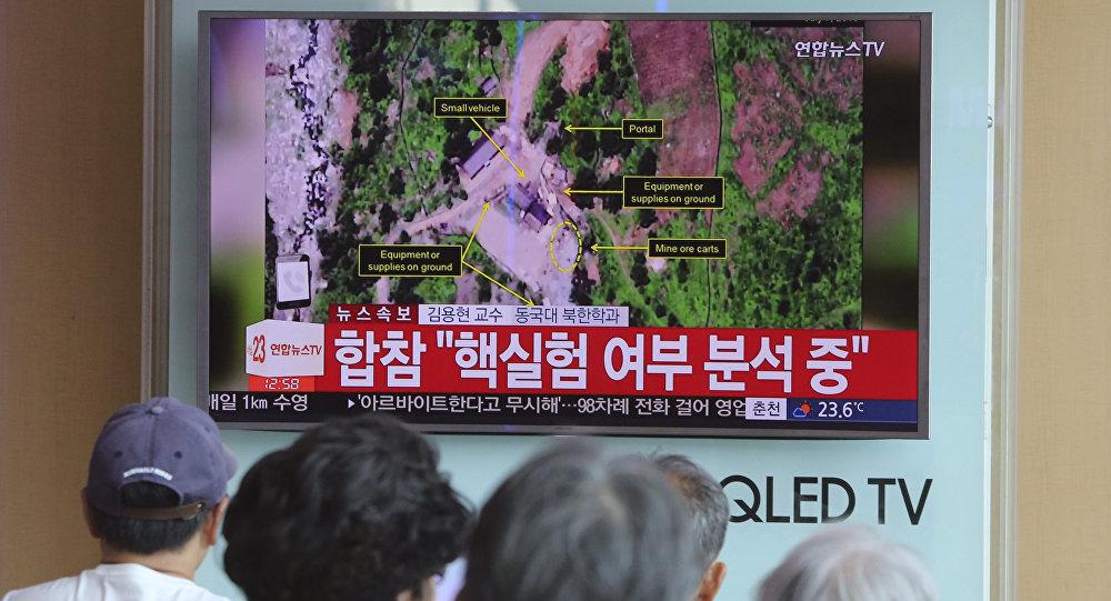 Hàn Quốc không chấp nhận chiến tranh trên Bán đảo Triều Tiên - Ảnh 1
