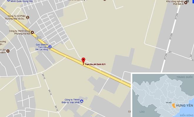 Công an điều tra dấu hiệu gây rối tại trạm BOT quốc lộ 5 - Ảnh 2