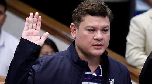 Con trai Tổng thống Philippines bị cáo buộc buôn bán ma túy  - Ảnh 1