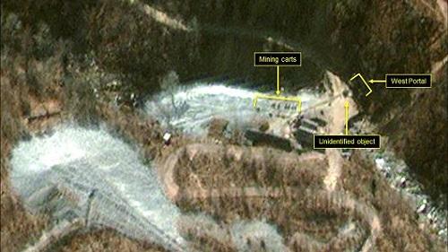 Triều Tiên có khả năng chuẩn bị thử bom hạt nhân lần 7 - Ảnh 1