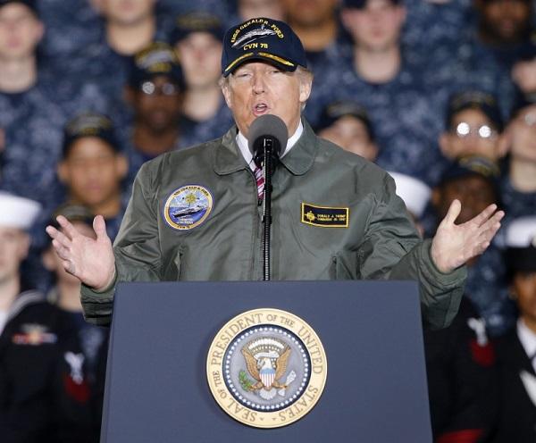 Mỹ sắp công bố kế hoạch thúc đẩy hoạt động mua vũ khí của quân đội nước ngoài - Ảnh 1