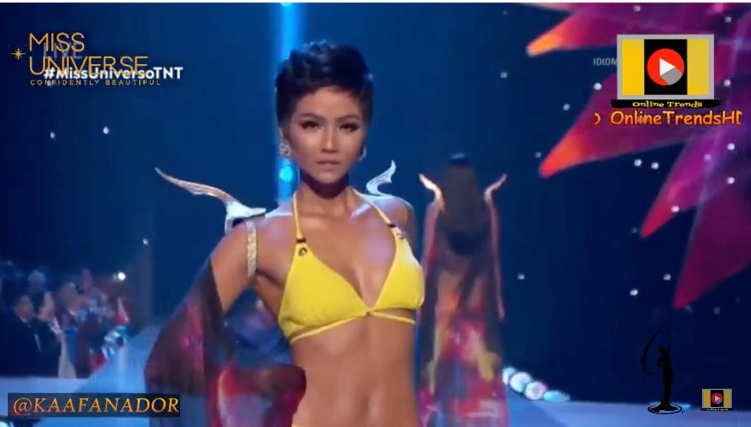 H'Hen Niê lập nên kỳ tích nhan sắc Việt khi lọt Top 5 Miss Universe - Ảnh 3