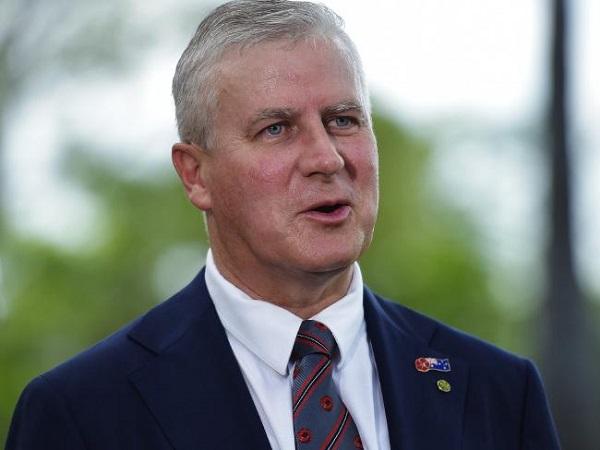 Australia có phó thủ tướng mới thay người tiền nhiệm vướng bê bối tình ái với nhân viên - Ảnh 1