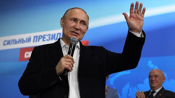 """Ông Putin: """"Tôi sẽ không nắm quyền đến 100 tuổi"""" - Ảnh 1"""