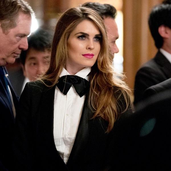 Vừa tuyên bố từ chức, nữ phụ tá xinh đẹp của Tổng thống Trump nhận hàng loạt lời mời triệu USD - Ảnh 1