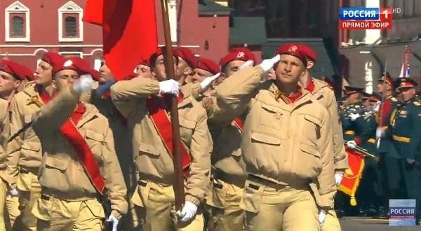 Nga duyệt binh kỷ niệm 73 năm Ngày Chiến thắng trên Quảng trường Đỏ - Ảnh 10