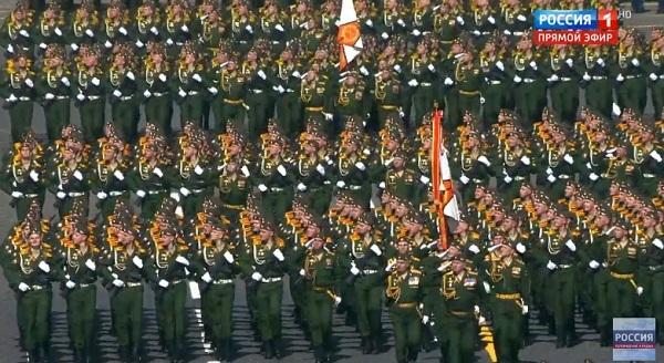 Nga duyệt binh kỷ niệm 73 năm Ngày Chiến thắng trên Quảng trường Đỏ - Ảnh 9