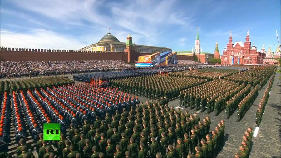 Nga duyệt binh kỷ niệm 73 năm Ngày Chiến thắng trên Quảng trường Đỏ - Ảnh 14