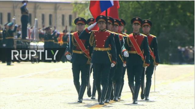 Nga duyệt binh kỷ niệm 73 năm Ngày Chiến thắng trên Quảng trường Đỏ - Ảnh 21