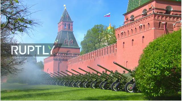 Nga duyệt binh kỷ niệm 73 năm Ngày Chiến thắng trên Quảng trường Đỏ - Ảnh 12