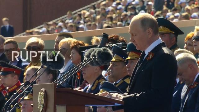 Nga duyệt binh kỷ niệm 73 năm Ngày Chiến thắng trên Quảng trường Đỏ - Ảnh 15