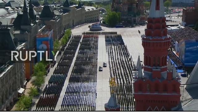 Nga duyệt binh kỷ niệm 73 năm Ngày Chiến thắng trên Quảng trường Đỏ - Ảnh 20