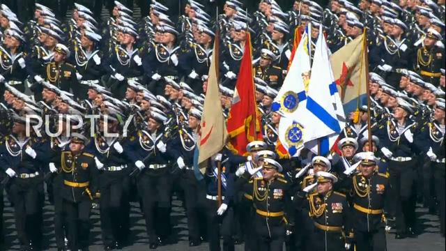 Nga duyệt binh kỷ niệm 73 năm Ngày Chiến thắng trên Quảng trường Đỏ - Ảnh 5