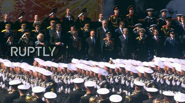 Nga duyệt binh kỷ niệm 73 năm Ngày Chiến thắng trên Quảng trường Đỏ - Ảnh 6