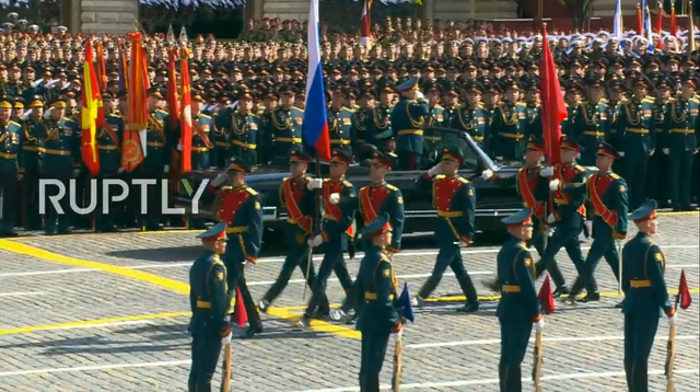 Nga duyệt binh kỷ niệm 73 năm Ngày Chiến thắng trên Quảng trường Đỏ - Ảnh 22