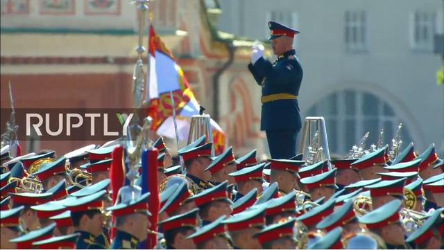 Nga duyệt binh kỷ niệm 73 năm Ngày Chiến thắng trên Quảng trường Đỏ - Ảnh 3