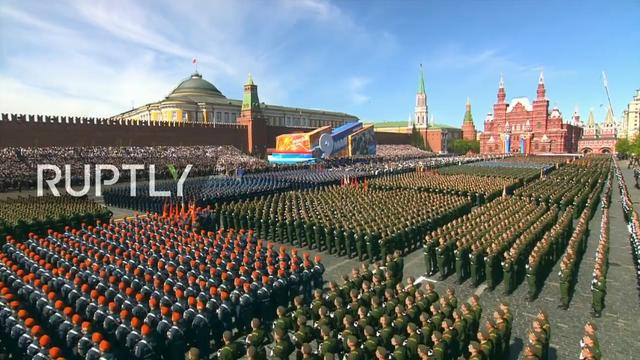 Nga duyệt binh kỷ niệm 73 năm Ngày Chiến thắng trên Quảng trường Đỏ - Ảnh 17