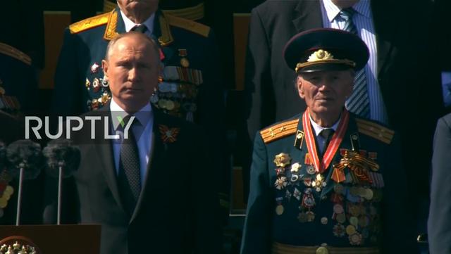Nga duyệt binh kỷ niệm 73 năm Ngày Chiến thắng trên Quảng trường Đỏ - Ảnh 23