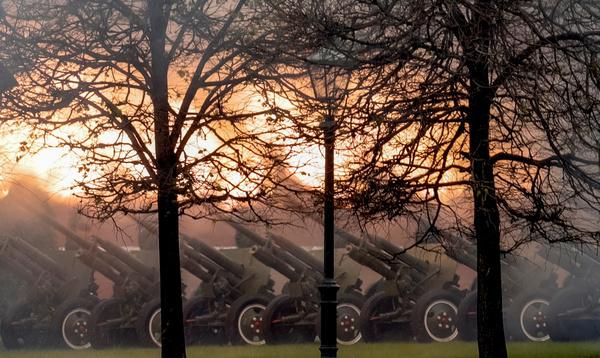 Nga duyệt binh kỷ niệm 73 năm Ngày Chiến thắng trên Quảng trường Đỏ - Ảnh 13