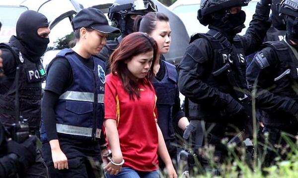 Sáng nay (16/8), Đoàn Thị Hương mặc áo chống đạn đến phiên tuyên án - Ảnh 2
