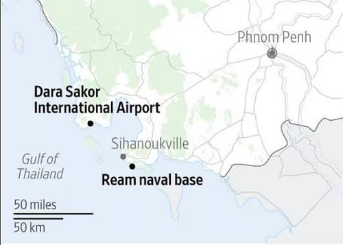 Báo Mỹ: Campuchia âm thầm cho Trung Quốc thuê căn cứ hải quân trong 30 năm - Ảnh 2