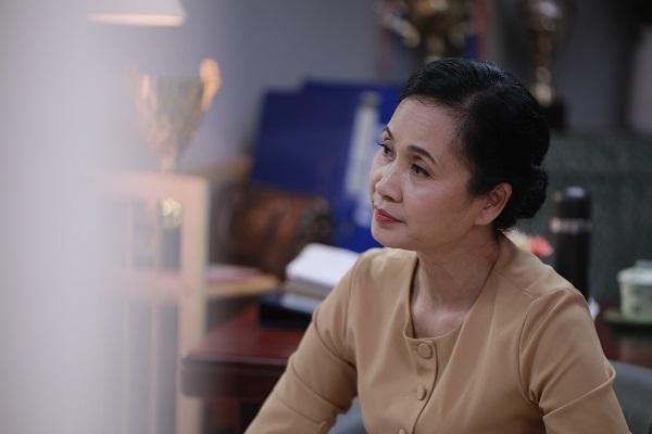 'Mẹ chồng' Lan Hương: Cứ có vai diễn ghét mà nghĩ đến tôi thì đó là điều hạnh phúc - Ảnh 2