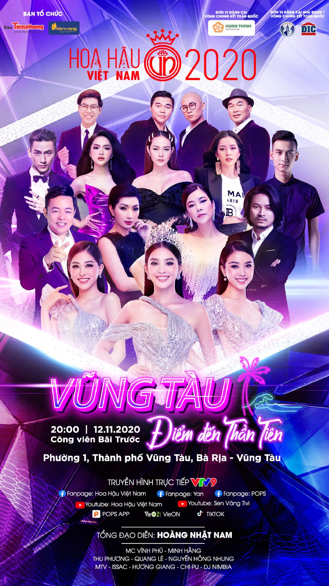 Đạo diễn Hoàng Nhật Nam lên tiếng vụ anti-fan Hương Giang tấn công fanpage Hoa hậu Việt Nam 2020 - Ảnh 3