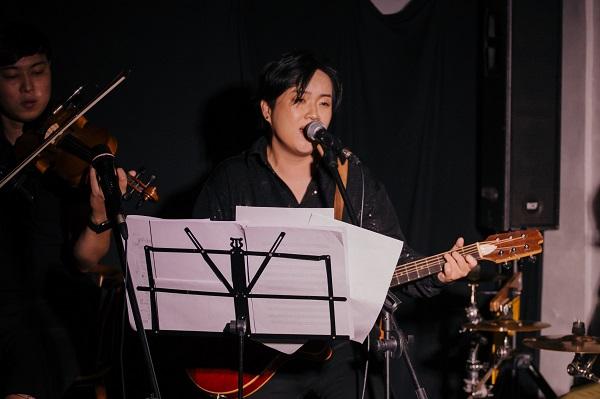Nhạc sĩ Đinh Uyên: 'Mỗi khi nghe album Hoan Lạc Ca đều nhớ lại lần đầu gặp chị Hiền Thục' - Ảnh 5