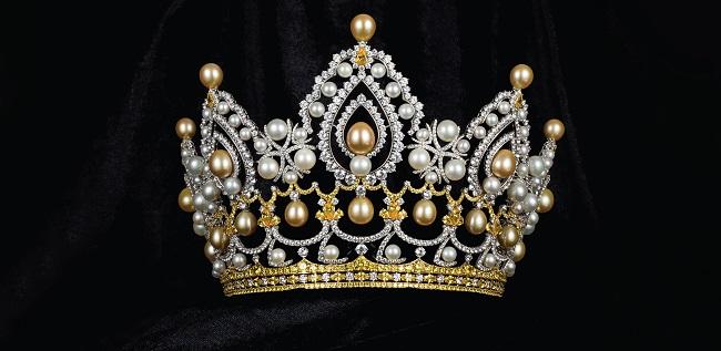 Cận cảnh vương miện Hoa hậu Việt nam 2020 được chế tác trong 6 tháng  - Ảnh 1