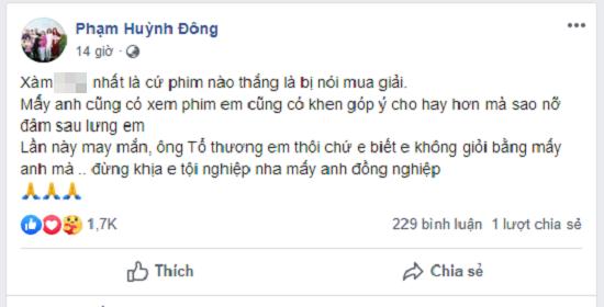 """NSND Hồng Vân: Không hề có chuyện """"không phục"""" với giải thưởng hay ganh ghét với bất kỳ nghệ sĩ nào - Ảnh 1"""