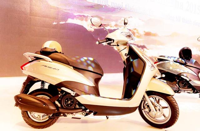 Yamaha triệu hồi 31.650 chiếc Acruzo tại Việt Nam - Ảnh 1