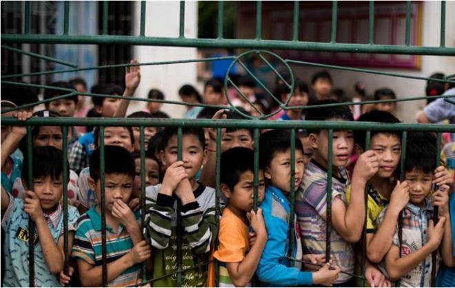 Trẻ em bị bỏ rơi ở Trung Quốc nhiều bằng dân số nước Anh - Ảnh 1