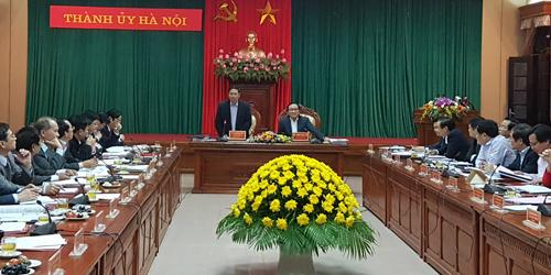 """UBND thành phố Hà Nội chọn nơi """"khó nhất"""" để tinh giản biên chế - Ảnh 1"""