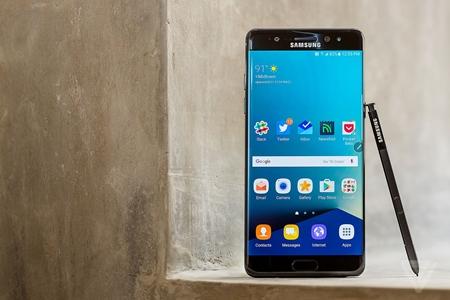 """Thu hồi Galaxy Note7, Samsung vẫn đạt lợi nhuận """"khủng"""" ? - Ảnh 1"""