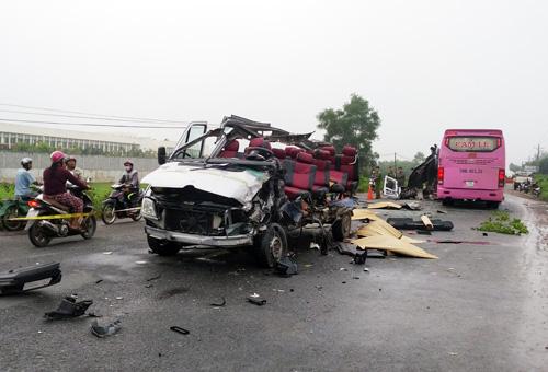 Tin tai nạn giao thông mới nhất ngày 2/10/2017 - Ảnh 1