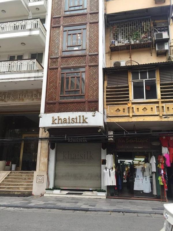 Chủ cơ sở Khaisilk tại Hà Nội nói gì khi bị kiểm tra? - Ảnh 2