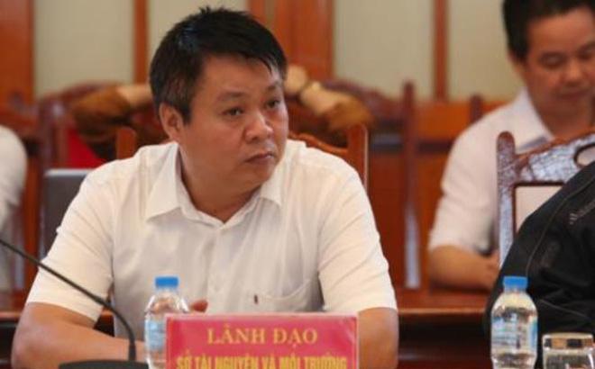 Ông Phạm Sỹ Quý chủ động xin thôi chức vụ Giám đốc Sở Tài nguyên - Môi trường Yên Bái - Ảnh 1