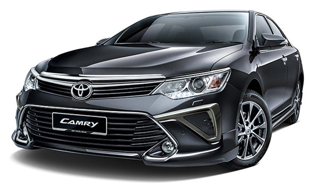 Mới đầu tháng 10, Toyota Camry giảm sốc 120 triệu đồng - Ảnh 1