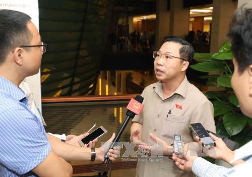 Quốc hội sẽ giám sát và đánh giá việc thực hiện lời hứa của các bộ trưởng - Ảnh 1