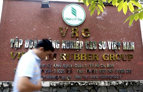 """Những """"vết chàm"""" của Tập đoàn Cao su dưới thời cựu Chủ tịch Lê Quang Thung - Ảnh 1"""